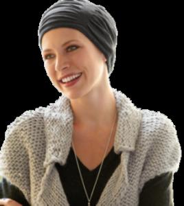 Femme avec turban