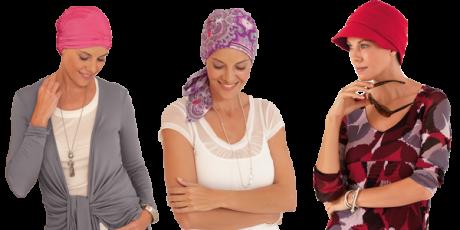 Pourquoi porter un foulard chimio suite à un cancer du sein ?