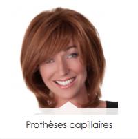 Prothèses capillaires