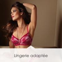 lingerie adaptée
