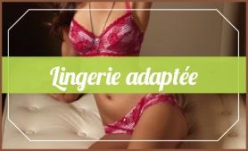 lingerie spécialisée